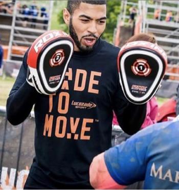 Boxing classes east london