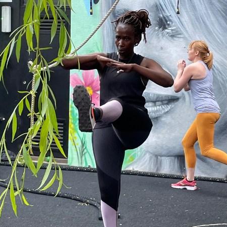 Fitness Class in Hackney Wick
