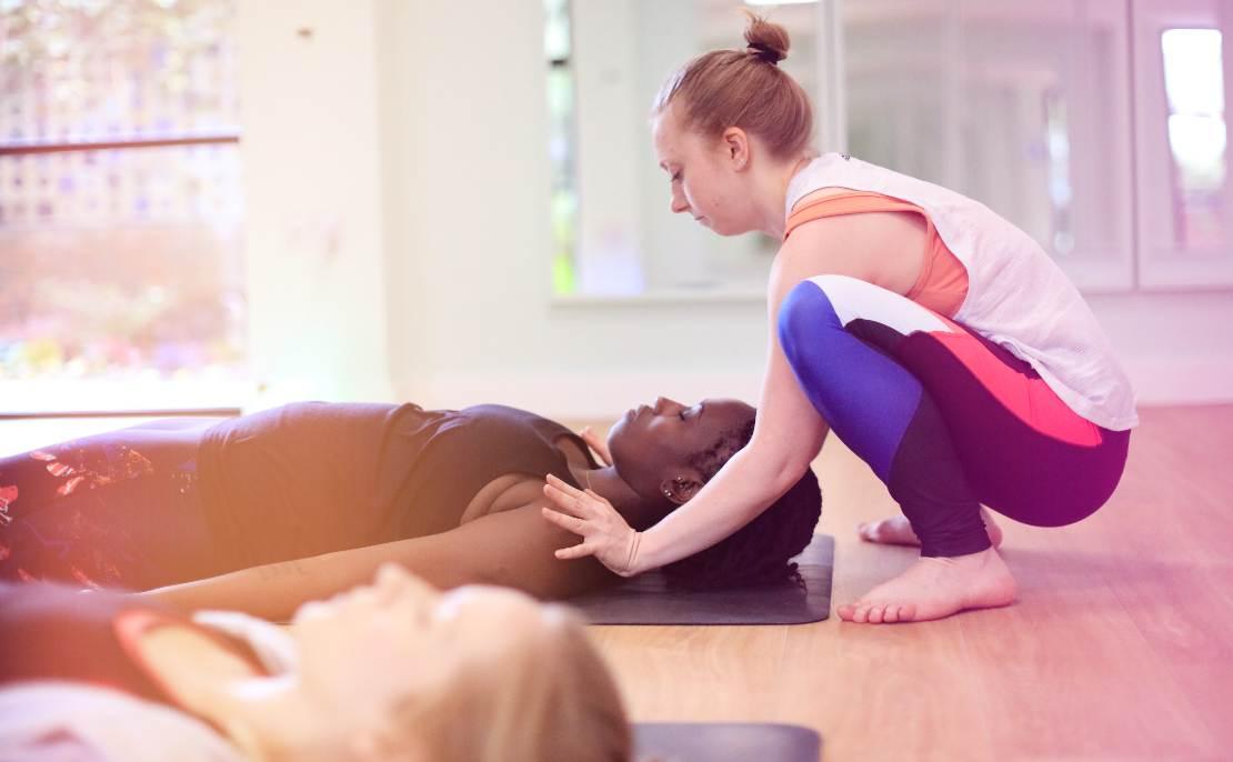 yoga and pilates classes hackney