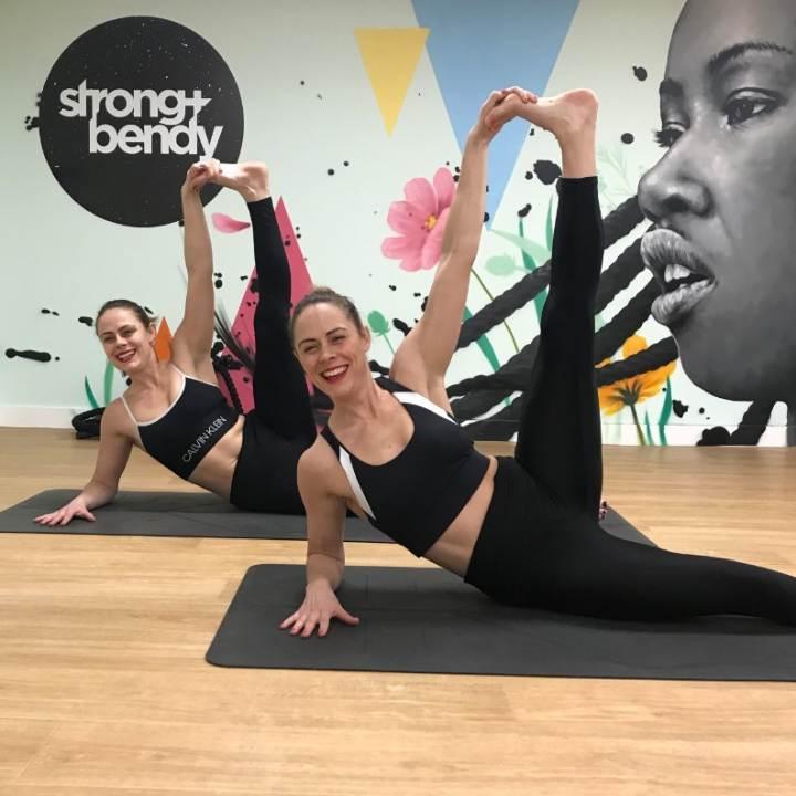 Fitness studio owners