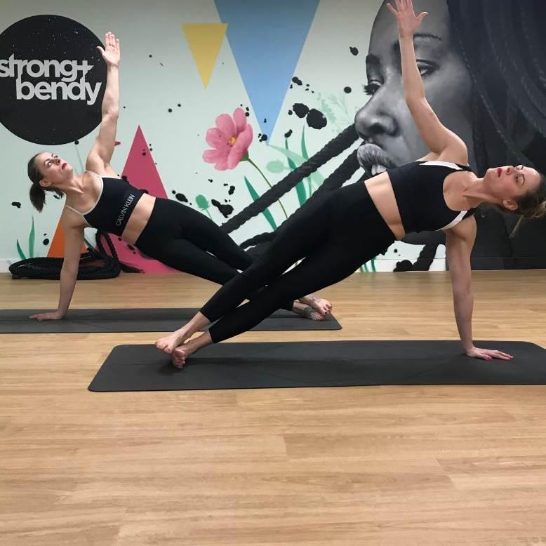 Pilates classes hackney wick