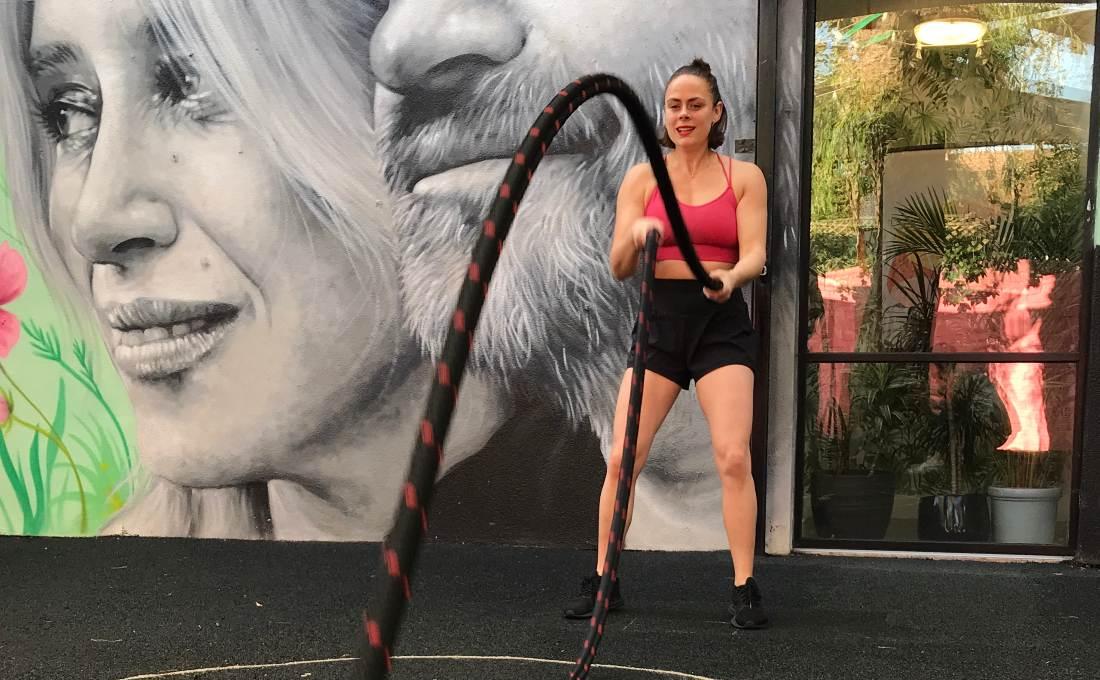 battle ropes classes