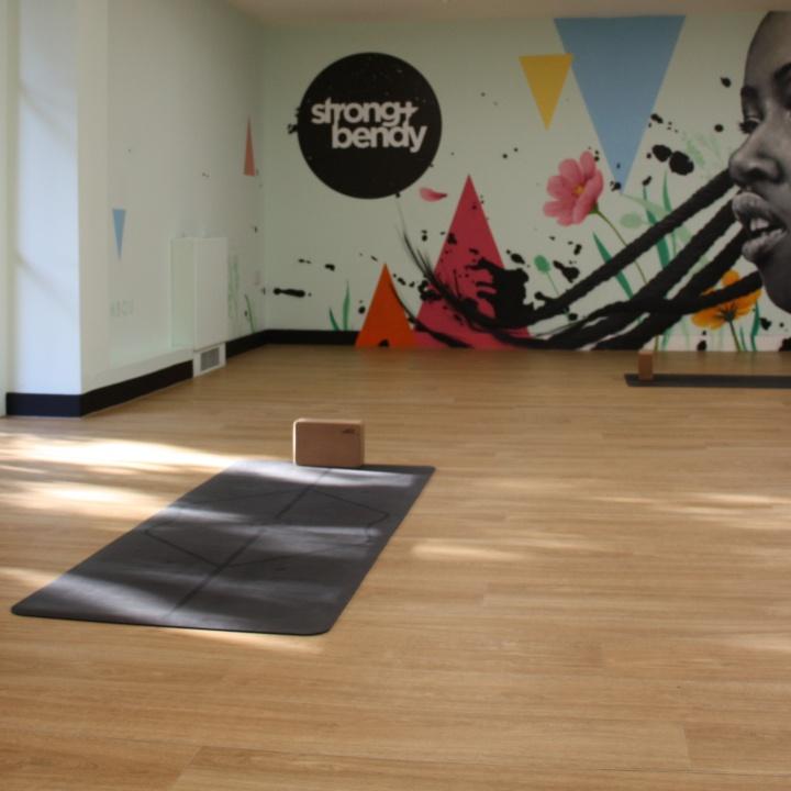 east london yoga studio