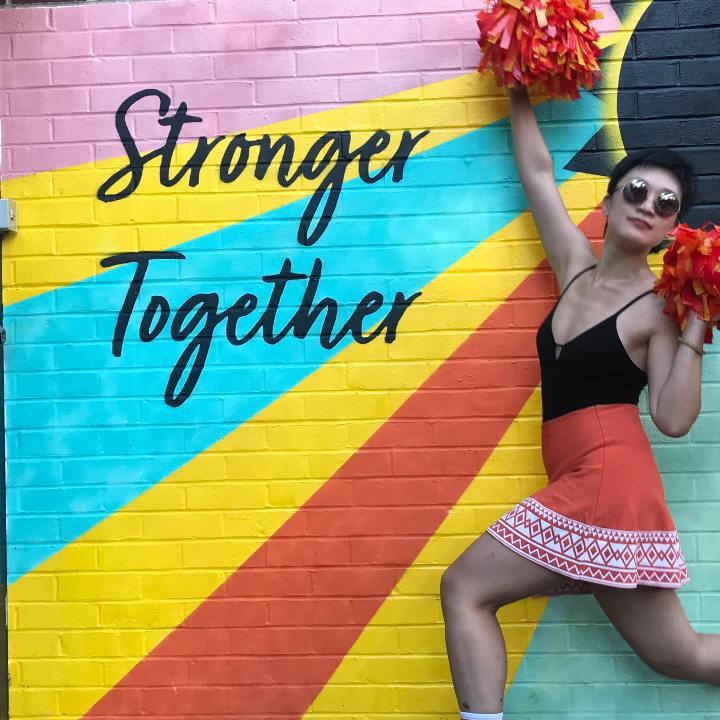 cheerleading dance fitness east london