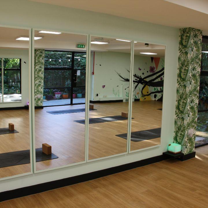 Pilates and yoga studio hackney