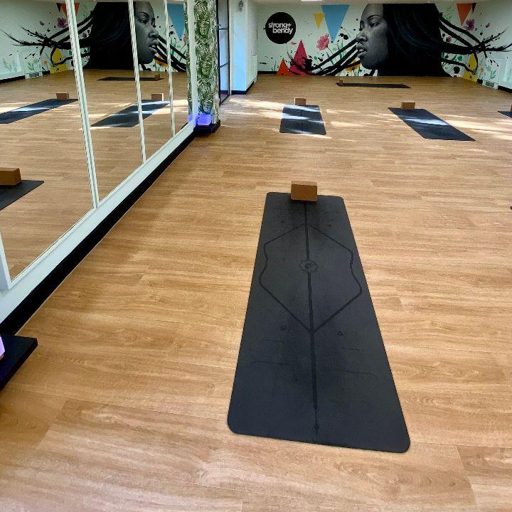 pilates and yoga studio east london