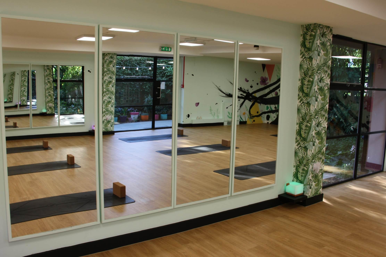 yoga and pilates east london