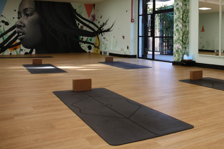 yoga and pilates classes