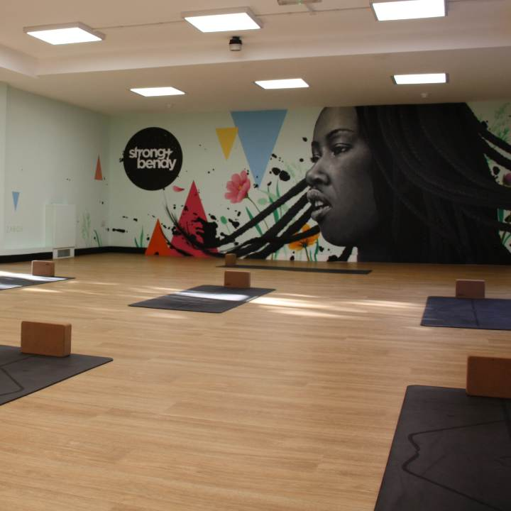 yoga studio east london