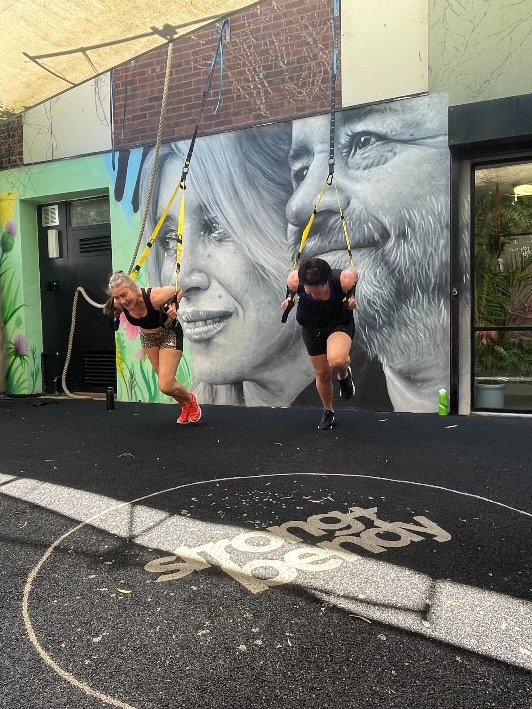 Group fitness classes Clapton