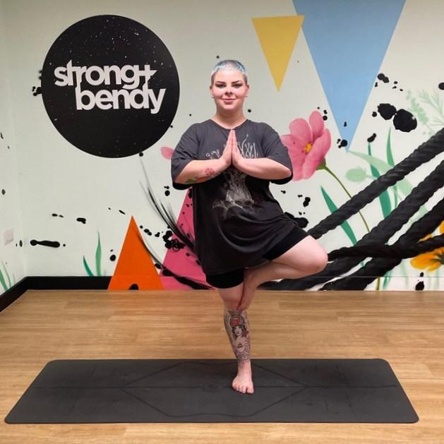 Yoga Class Hackney Wick